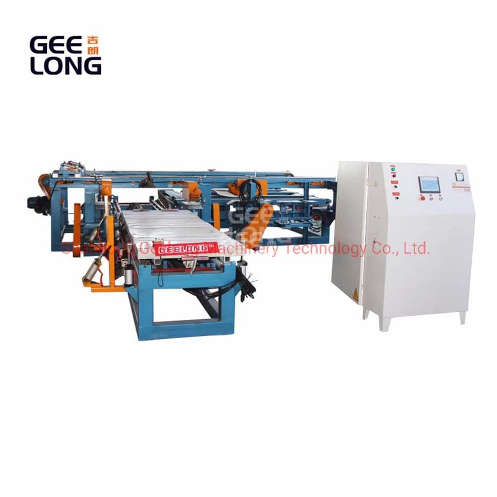 Plywood Edge Cutting Saw Machine